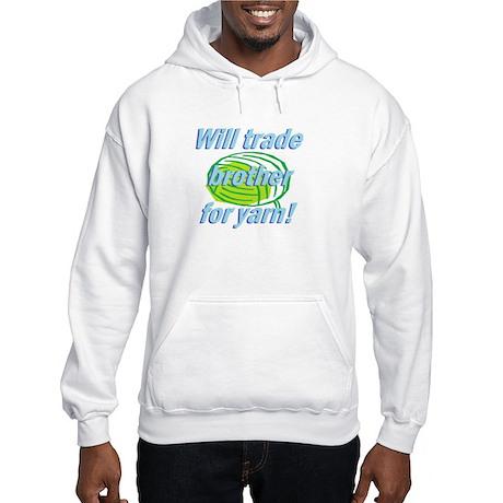 Trade Brother Hooded Sweatshirt