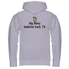 Hike Big Bend Nat Park (Girl) Hoodie