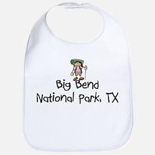 Hike Big Bend Nat Park (Girl) Bib