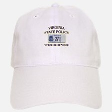 Virginia State Police Baseball Baseball Cap