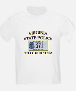 Virginia State Police T-Shirt