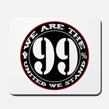The 99% United We Stand Mousepad