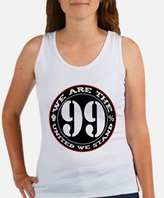 The 99% United We Stand Women's Tank Top