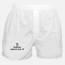 Hike Badlands Nat Park (Boy) Boxer Shorts