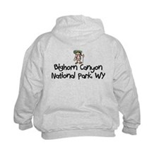 Hike Bighorn Canyon (Girl) Sweatshirt
