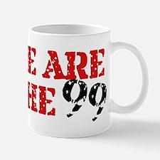 We Are The 99 Mug