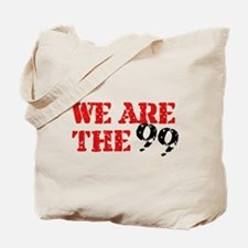 We Are The 99 Tote Bag