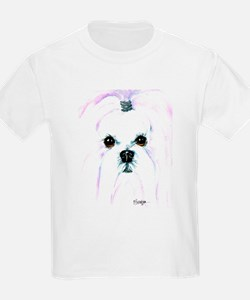 Maltese Kids T-Shirt