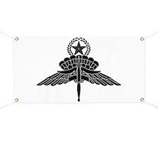 HALO Jump Master Banner