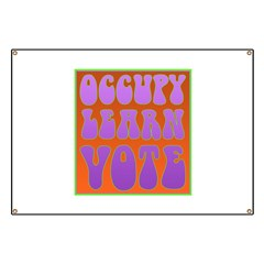 occupy power Banner