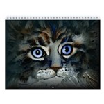 Cat Calendar by Lori Alexander