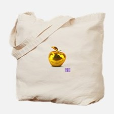 Eris' Apple Tote Bag
