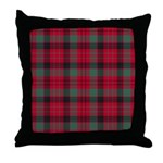 Tartan - MacNicol Throw Pillow