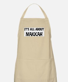 All about Makkah BBQ Apron