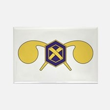 Chemical Corps Rectangle Magnet