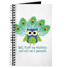 Fluff My Feathers Journal