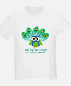 Fluff My Feathers T-Shirt
