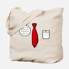 'Important Business Call' Tote Bag