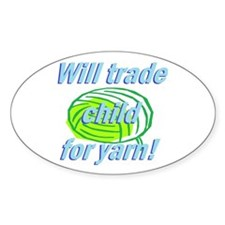 Trade Child Decal