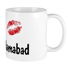 Kiss Me: Islamabad Mug