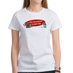 God Told Everyone to Hate You Women's T-Shirt