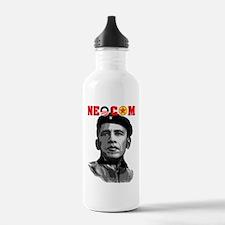 Cute Obama 2012 Water Bottle