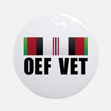 Operation Enduring Freedom (O Ornament (Round)