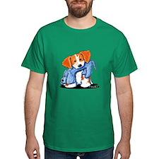Dog Eat Dog Brittany T-Shirt