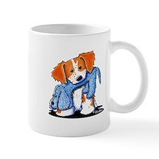 Dog Eat Dog Brittany Mug