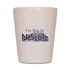N Scale Shot Glass