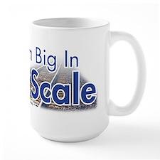 N Scale Mug