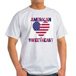 American Sweetheart Ash Grey T-Shirt