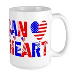 American Sweetheart Large Mug