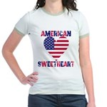 American Sweetheart Jr. Ringer T-Shirt