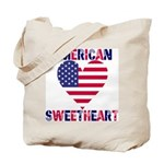 American Sweetheart Tote Bag