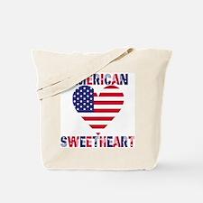 American Sweetheart Tote Bag