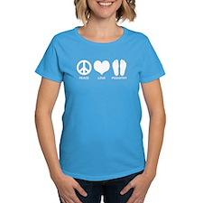 Peace Love Podiatry Tee