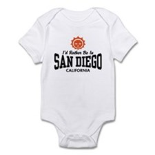 San Diego Infant Bodysuit