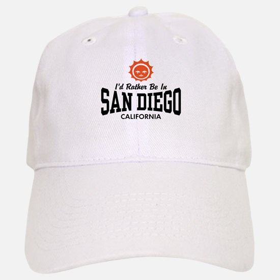 San Diego Baseball Baseball Cap