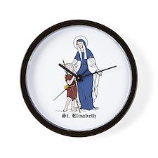 St. Elizabeth Wall Clock