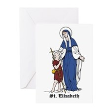 St. Elizabeth Greeting Cards (Pk of 10)