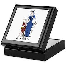 St. Elizabeth Keepsake Box