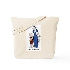 St. Elizabeth Tote Bag