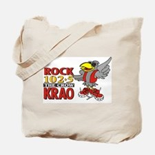 Rock 1025 - The Crow Tote Bag