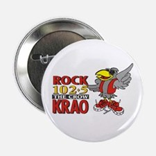Rock 1025 - The Crow Button