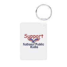 Support NPR Keychains