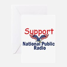 Support NPR Greeting Card
