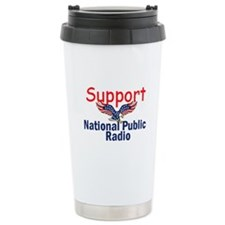 Support NPR Travel Mug