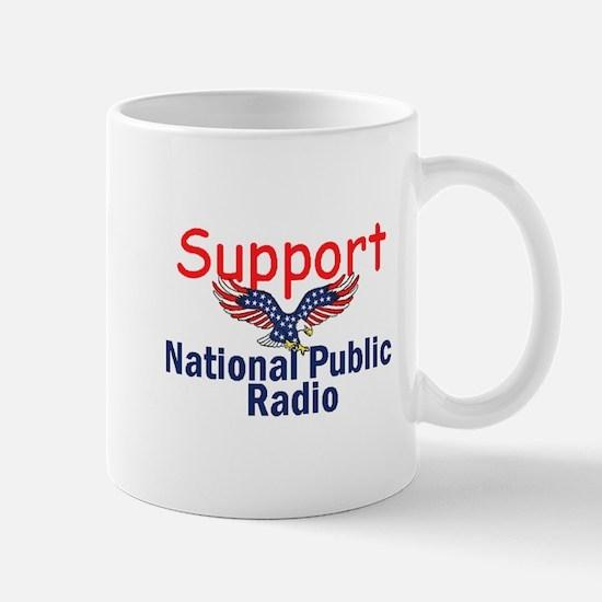 Support NPR Mug