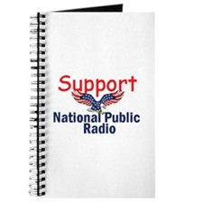 Support NPR Journal